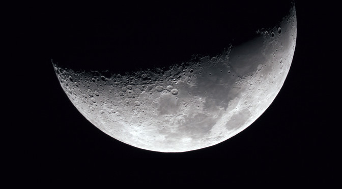 Cómo se producen las fases lunares - Astronomía Online